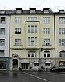 Stolpersteine Köln, Wohnhaus Brüsseler Straße 83.jpg