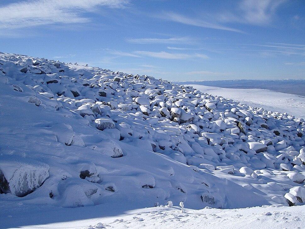 Stone-River-Winter