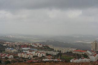 Stadt in Israel
