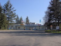 200px Strakonice Ceska zbrojovka entrance - Ява и чезет отличия