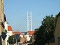 Stralsund, Germany, Rügenbrücke, Blick vom Frankendamm (2006-09-12).JPG