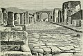 Street of Pompeii, in History of Rome and of the Roman people (1883) (14803434623).jpg