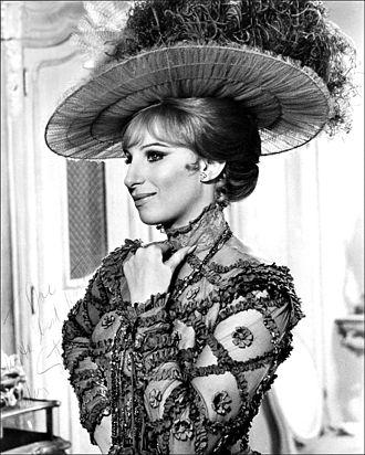 Brit Award for British Album of the Year - 1983 winner Barbra Streisand