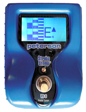 Peterson Electro-Musical Products - StroboStomp tuner