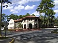 Student Health Center SE corner.JPG