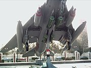 Su-20 Armament October War Panorama in Cairo