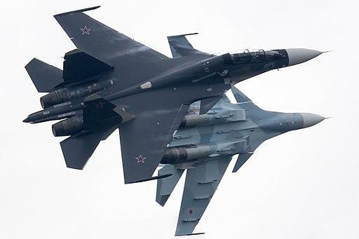Su-30SM (36349482501)