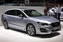 Subaru Levorg Wikipedia
