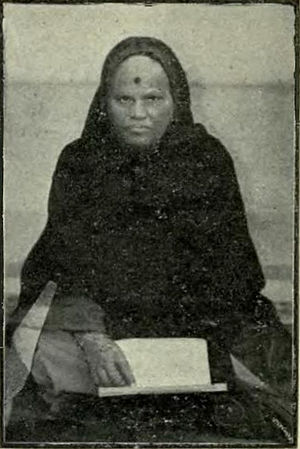 Portrait of Srimushnam Vyakarna Subbaravachary...