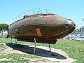 Submarine near Mare magnum (Barcelona 2008) (2778160952).jpg