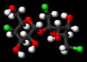 Sucralose - Image: Sucralose 3D balls