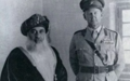 Sultan Said bin Taimur of Muscat and Colonel David Smiley of the British Army