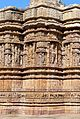 Sun Temple, Modhera Gudhamandapa with annotation of exterior mouldings.jpg