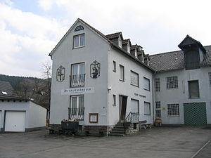 "Endorf, North-Rhine Westphalia - Die ""Alte Schmitte"""