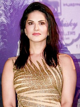 Sunny Leone at 'Raees' success party.jpg