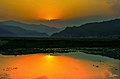 Sunset view from fewa lake.jpg