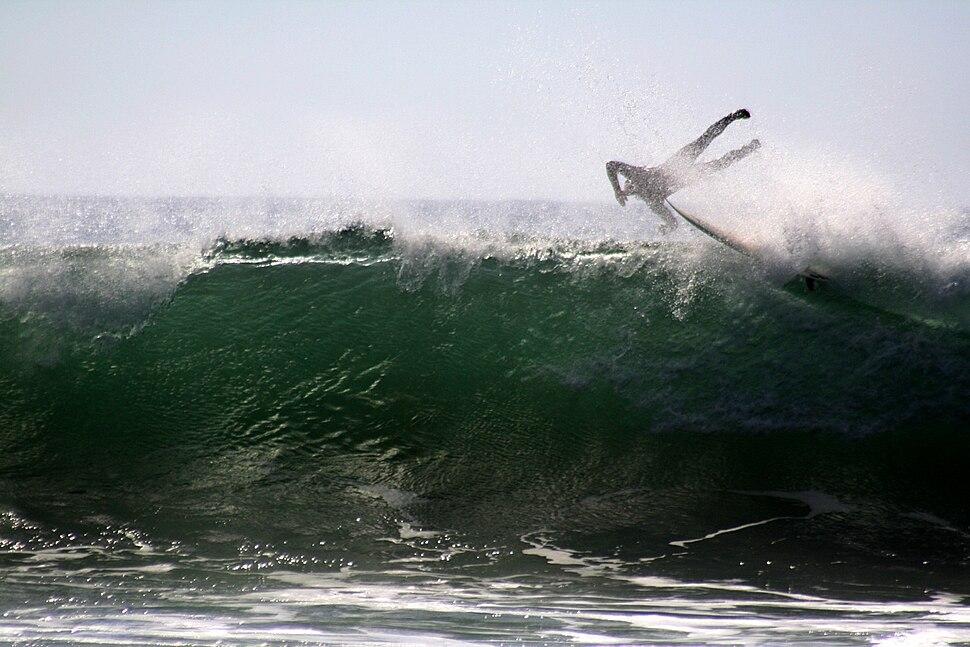 Surfer in santa cruz 14