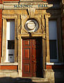 Sutton Masonic Hall door, SUTTON, Surrey, Greater London (8).jpg
