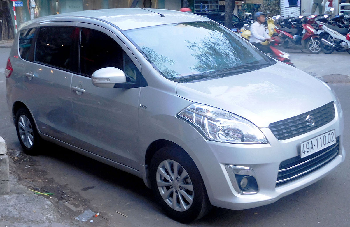 Maruti Suzuki Ertiga Spare Parts Price List