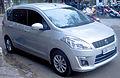 Suzuki Ertiga, MPV front view.jpg