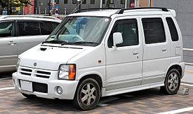 suzuki wagon r wikipedia den frie encyklop di rh da wikipedia org Suzuki Electrical Schematics Suzuki Dr 200 Wiring Diagram