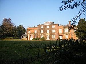 Swanwick, Derbyshire - Image: Swanwick Hall