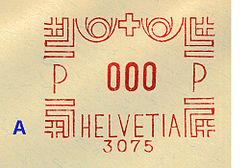 Switzerland stamp type BB5A.jpg