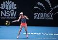 Sydney International Tennis WTA Premier (46001166255).jpg