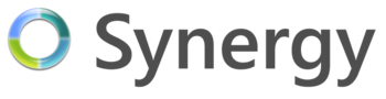 English: Logo used by the Synergy project (htt...
