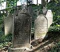 Třebíč Jüdischer Friedhof - Grabsteine 10.jpg