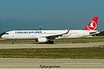 TC-JTI Airbus A321-231 (W) A321 - THY (29890131762).jpg