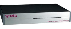 Security appliance - Syneto Total Email Protection