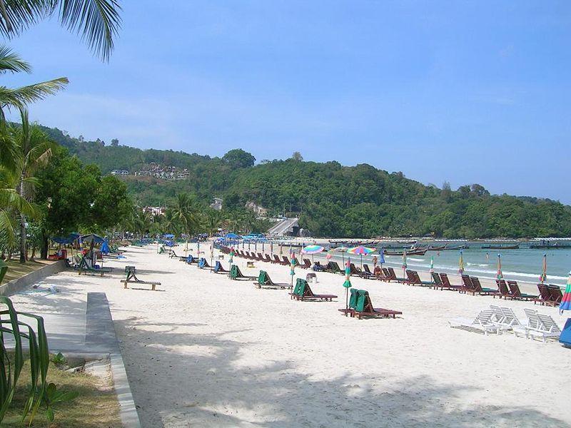Thailand Beach Hotels