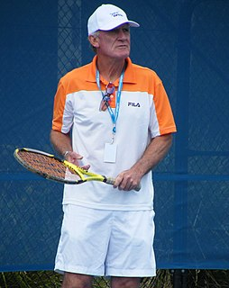 Tony Roche Australian tennis player
