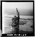 TOWER CRANE LOWERING SWING ARM 9. - Mobile Launcher One, Kennedy Space Center, Titusville, Brevard County, FL HAER FLA,5-TIVI.V,1-29.tif