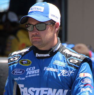 Ricky Stenhouse Jr. American racing driver
