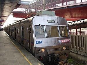 Transport in Brazil - Porto Alegre Metro