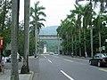 Taiwan JhongSing Village Paifang.JPG