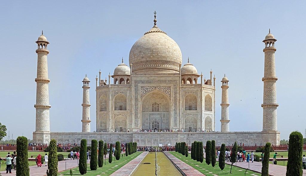 Taj Mahal 2012