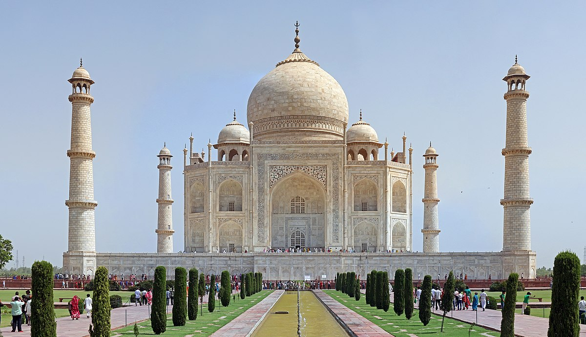 Taj Mahal Travel Guide
