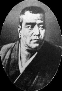 Saigō Takamori samurai