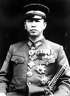 Takushiro Hattori Japanese Army officer
