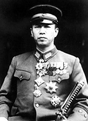 Operation Ke - Takushiro Hattori, staff officer at Imperial General Headquarters