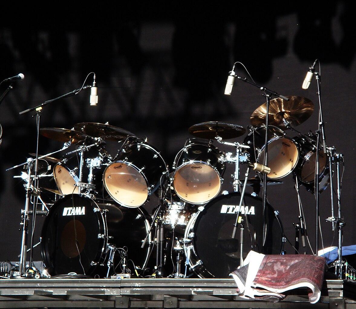 Yamaha E Drums Factory