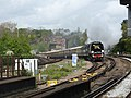 Tangmere with the Golden Arrow Statesman from Derby to Canterbury West (14014591791).jpg