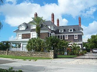 Tarpon Springs Historic District - House in the district