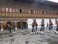 Tashichho Dzong Fortress in Thimphu during LGFC - Bhutan 2019 (59).jpg