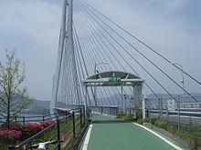 西瀬戸自動車道 - Wikipedia