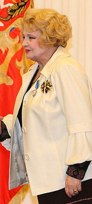 Tatiana Doronina - Tatiana Doronina in 2008
