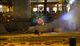 Tear gas smoke in Sheung Tak Estate entrance view2 20191103.png